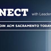 Join ACM Sacramento Today